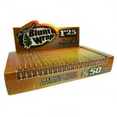 Papel Blunt Wrap Gold 1/4 (25uds)