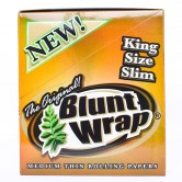 Papel Blunt Wrap Gold King Size (2